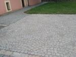 Rekonstrukce parkoviště Praha 9, r. 2017