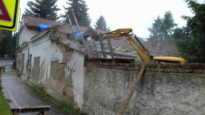 RD Praha 9, rekonstrukce, přístavba r. 2018